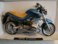 BMW  R 1150 R blau  1:12 New Ray