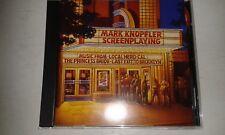 MARK KNOPFLER SCREENPLAYING  CD