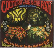 Country Joe & The fish-Electric Music for the Mind and Body, DELUXE ED. 2cd