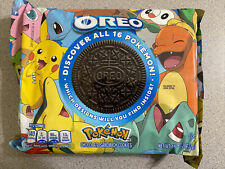Pokemon Oreos! SEALED, MINT CONDITION!Hot Item! Sold Out Most places!