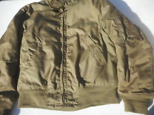 US Army Cold Weather Aramid Tanker Jacket Size Med Reg