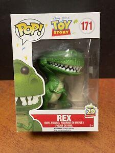 Funko Pop Toy Story Rex (Damaged Box) EM6421