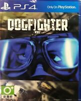 Dogfighter: World War 2 Asia Chinese/English subtitle PS4 BRAND NEW