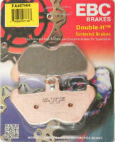 EBC Brake Pads Double H Sintered ONE(1) PAIR FA407HH