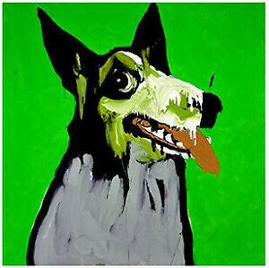 Growler, Green by Adam Cullen