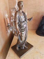 Jules Cesar Bronze signée Mathurin MOREAU (1822-1912) Dijon Paris