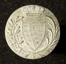 Hzm. Sachsen-Coburg-Saalfeld, Franz Friedrich Anton, 6 Kreuzer 1805 L