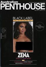 Australian Penthouse - June 2012 (Black Label) / Men's Magazine