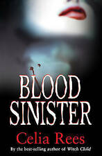 Blood Sinister by Celia Rees (Paperback) New Book