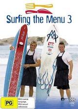 Surfing The Menu : Series 3 (Season Three DVD, 2006, 2-Disc Set, Curtis Stone)