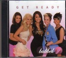 (CF708) Bubbel G, Get Ready - 2009 DJ CD