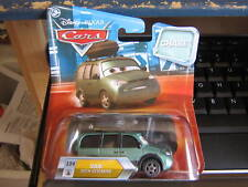 DISNEY PIXAR CARS LENTICULAR CHASE VAN WITH STICKERS