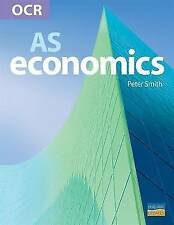 OCR AS Economics, Peter Smith, Very Good Book