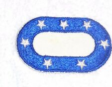 ARMY PATCH, PARACHUTE BACKGROUND OVAL, C CO.(ABN) 4TH BN 23RD INFANTRY RGT.172ND