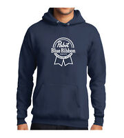 Pabst Drinking Team Hoodie cool party beer funny pbr beerfest