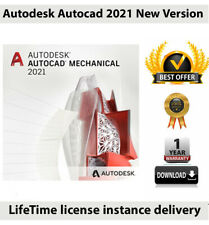 Autodesk Autocad 2021✅ Lifetime licence ✅ Windows ✅ fast Delivery 🔥70 % OFF