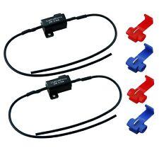2 Lastwiderstand Widerstand CanBus LED Tagfahrlicht TFL Blinker 25Watt 25w 8 Ohm