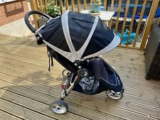 Baby Jogger City Mini Pushchair In Excellent Condition With Rain Cover