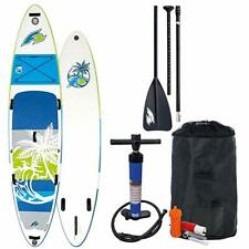 F2 Aloha sup 11,6 completamente set stand up paddle board verde 350 cm hinchable 2020