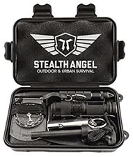 Stealth Angel Camping Tools -FLASHSALE- Survival Gear /Tactical Kit  Compass