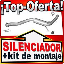 Silenciador Intermedio ALFA ROMEO 156 & GT 2.0 JTS 2.5 V6 24V 1997-2010 JKY