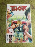 THOR 13 ALEX ROSS MARVELS 25TH ANNIVERSARY VARIANT COVER NM