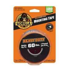 New listing The Gorilla Glue Company 102441 Double Sided Tape, 43 Mil Thick