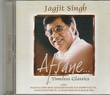 Afsane By jagjit Singh  [Cd ] Ghazals