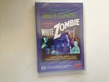 Bela Lugosi in White Zombi New Sealed DVD stock Rockingham WA