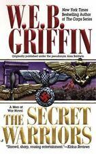 The Secret Warriors (Men at War, 2), W.E.B. Griffin, 0515124907, Book, Good