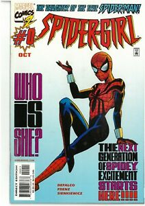 Spider-Girl #0 1998 Marvel Comics NM FREE UK POST