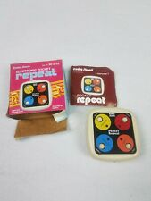 Vintage Radio Shack Electronic Pocket Repeat Computer Game Tested Works