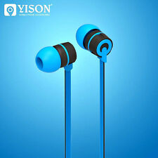 YISON CX320 Universal Smart Headset / Earphone - Blue