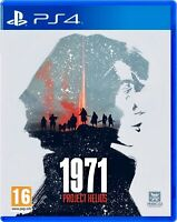1971 Project Helios (PS4) BRAND NEW FACTORY SEALED Free Shipping PlayStation 4