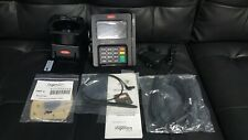 Ingenico Isc250 Pos Credit Card Payment Terminal w/ Stylus Power Adapter & Mount