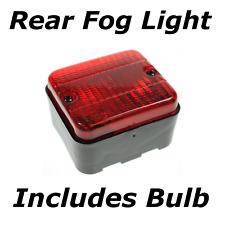 """Brand New Trailer Lamp Rear Fog Universal Light """"E"""" Marked Road Legal"""