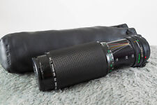 Canon 100-300mm F5.6 FD Zoom Lens.   Read!