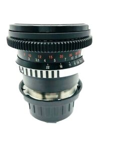 Carl Zeiss Jena DDR Biometar 2.8/80MM 8762081 Germany. PL Mount