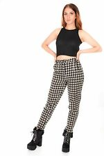 Rare 60s vintage houndstooth pattern FRENCH CONNECTION trousers cigarette pants