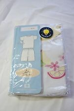 wonderkids 2 pc pajamas 3T glow in the dark shorts and s/s shirt 100% cotton