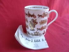 Royal Worcester 1993 -  40th Anniversary of The Coronation Commemorative Mug