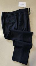 NWT $530 Salvatore Ferragamo Mens Pants Dark Gray 34 US ( 50 Eu ) Italy