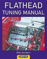 Flathead Tuning Manual Book - Ford V8 engine - BRAND NEW! 1932 1934 1930 SCTA