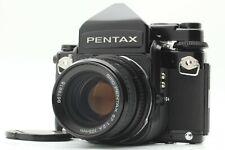 [UNUSED] Pentax 67 Body AE Finder + SMC P 105mm F2.4 Lens from JAPAN KITAMURA