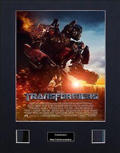 Transformers Version 1 Photo Film Cell Presentation