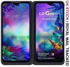 """NUOVO LG G8X THINQ 6.4"""" Snapdragon 855 doppio schermo 4G LTE Dual SIM Sbloccato"""