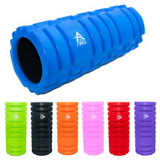 Foam Fitness Roller for Deep Tissue Massage Grid Muscle Trigger Point Muscles