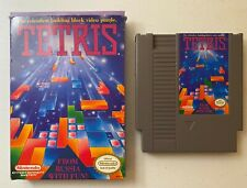Tetris Incl Box and Styrofoam Insert - Tested Good Working Cond.