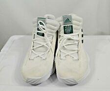 Adidas Men's basketball Shoes Size 17 White NWOT