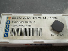 New Seco SEEX1203AFTN MD14 MK1500 SEEX42AFTN MD14 Buy it Now=8 pcs Free Shipping